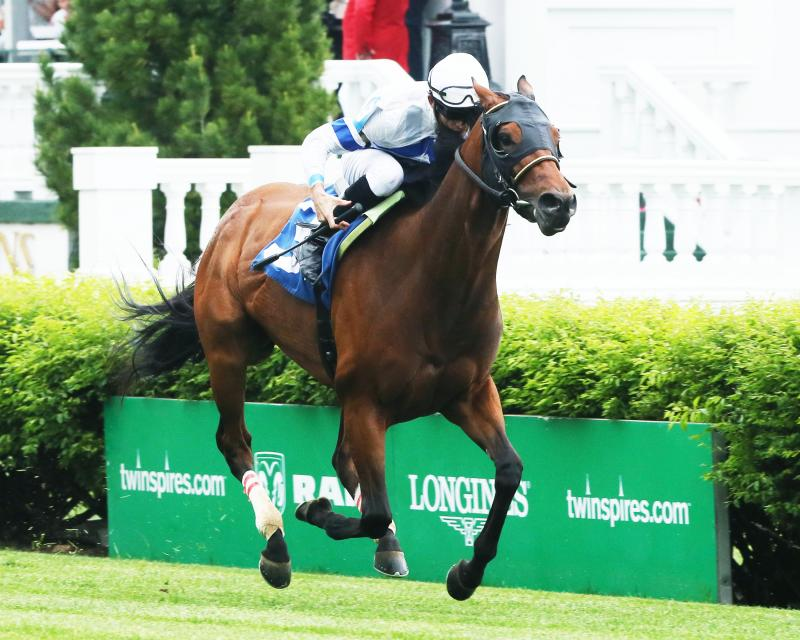 20180503 MR CUB - The Opening Verse Overnight Stakes  (Coady_CD - Finish 2