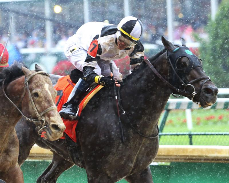LIMOUSINE LIBERAL - The Churchill Downs G2 - 84th Running - 05-05-18 - R08 - CD - Finish 04