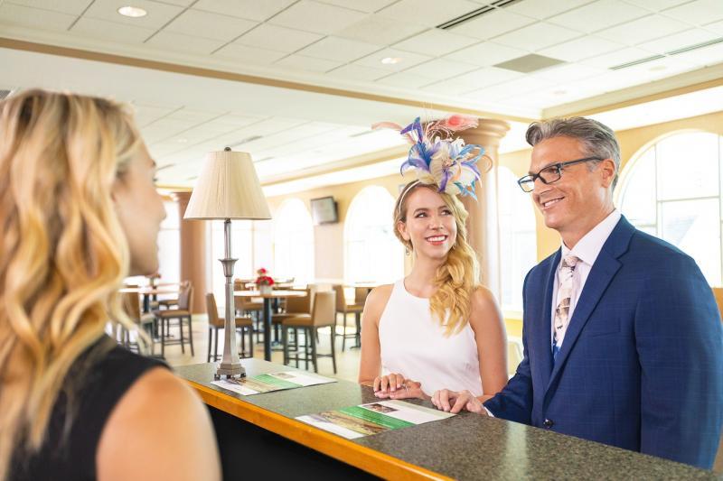 Jockey Club Foyer Talent