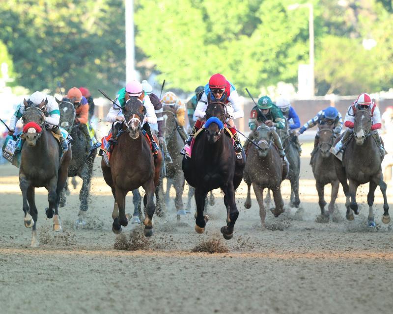 MEDINA SPIRIT - The Kentucky Derby G1 - 147th Running - 05-01-21 - R12 - CD - Head On 01
