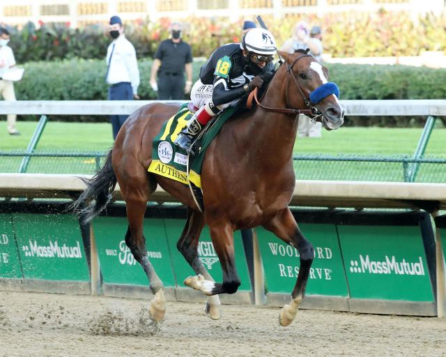 Authentic Gives Baffert Record-Tying Sixth Kentucky Derby Victory
