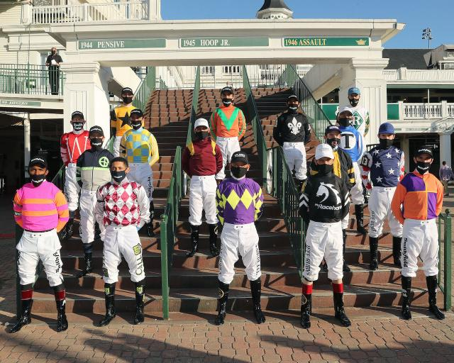 Kentucky Derby Trainer, Jockey Quotes
