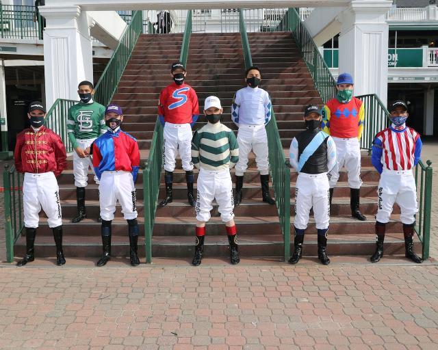 Kentucky Oaks Trainers and Jockeys