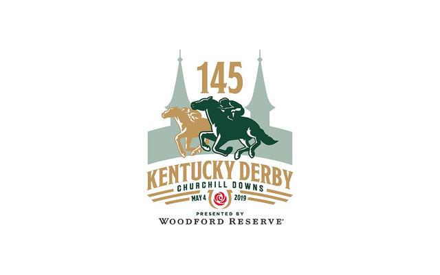 Kentucky Derby 145 Logo