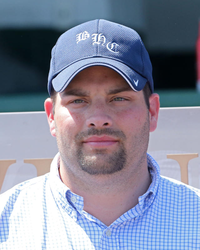 Trainer Brad Cox (Coady Photography/Churchill Downs)