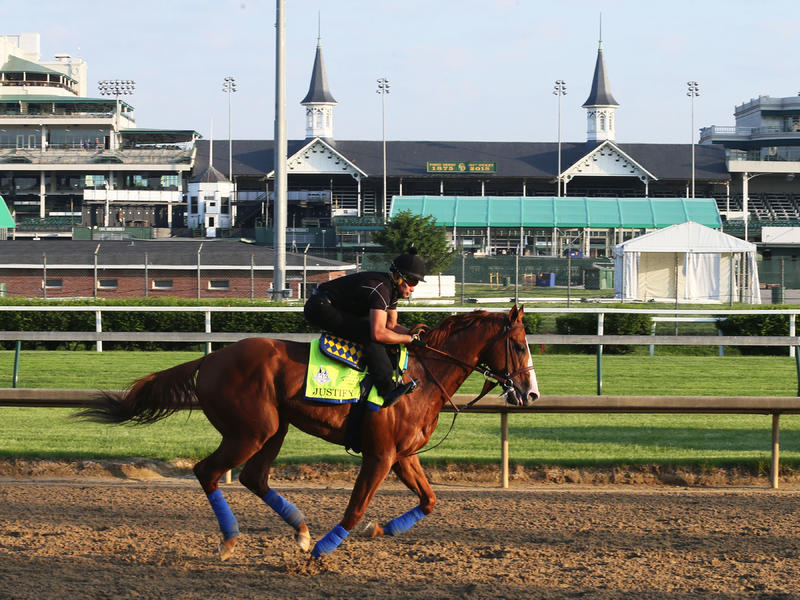 Churchill Downs Barn Notes Local Trainers Give Their Preakness Selections