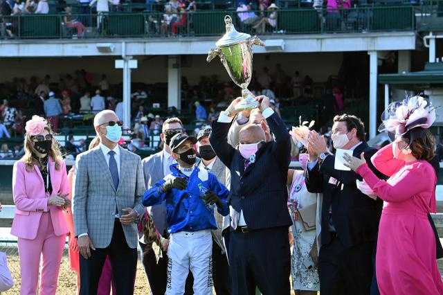 Kentucky Oaks 147 Post-Race News Conference Transcript