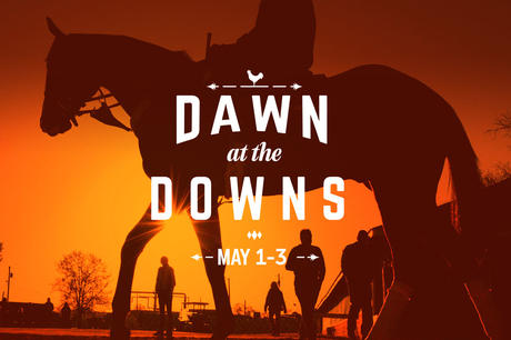 Dawn at the Downs image