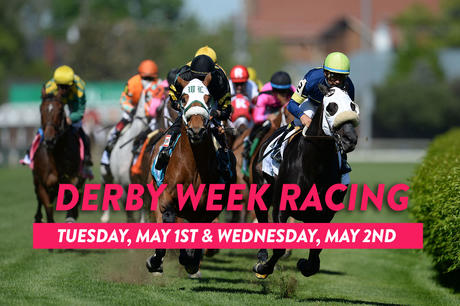Derby Week Racing image
