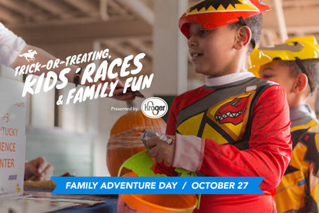 Trick Or Treat at The Track image