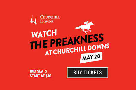 Preakness image