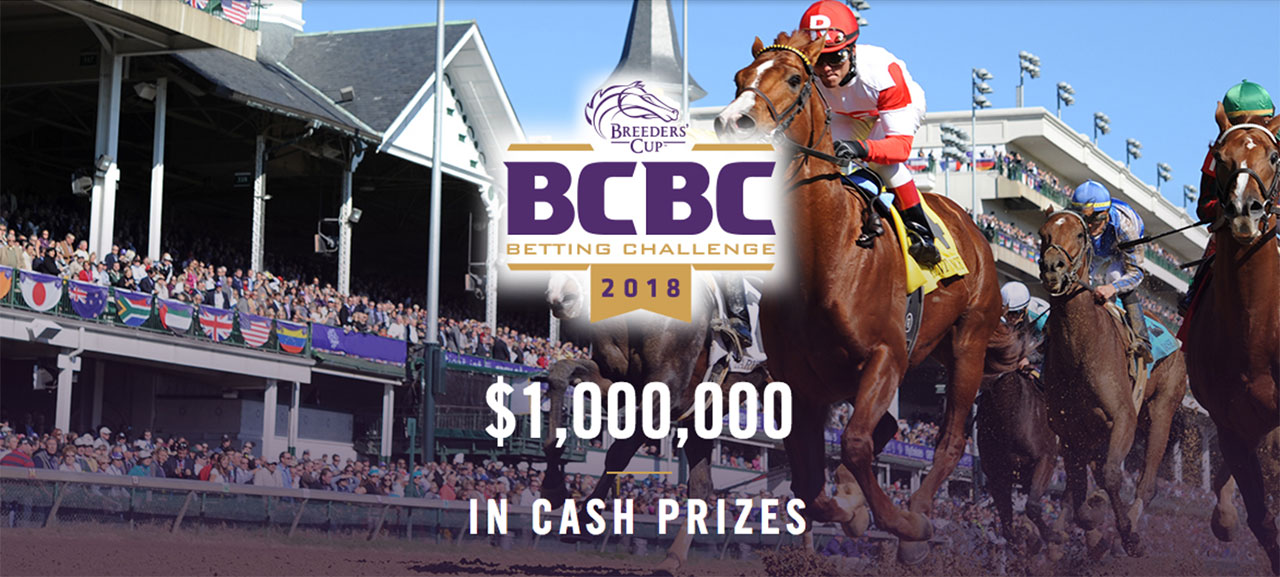 Breeders' Cup Betting Challenge Logo
