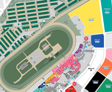 Maps & Directions | | Churchill Downs Racetrack | Home of ...