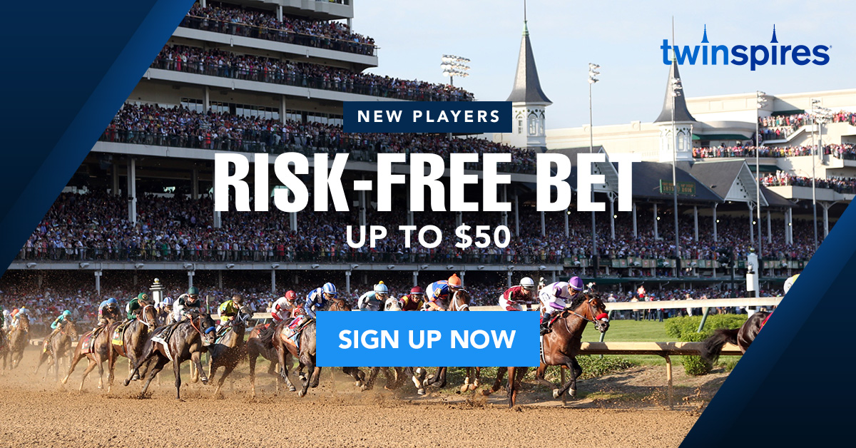 Twin spires horse betting online bet on black meaning urban dictionary