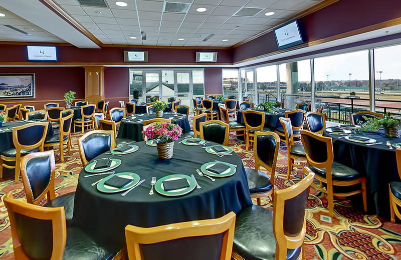 Stakes Room Churchill Downs Racetrack Home Of The