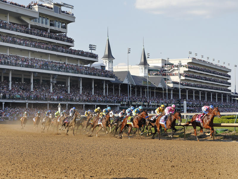 Kentucky Derby Announces New Ticket Technology Partner And Newly
