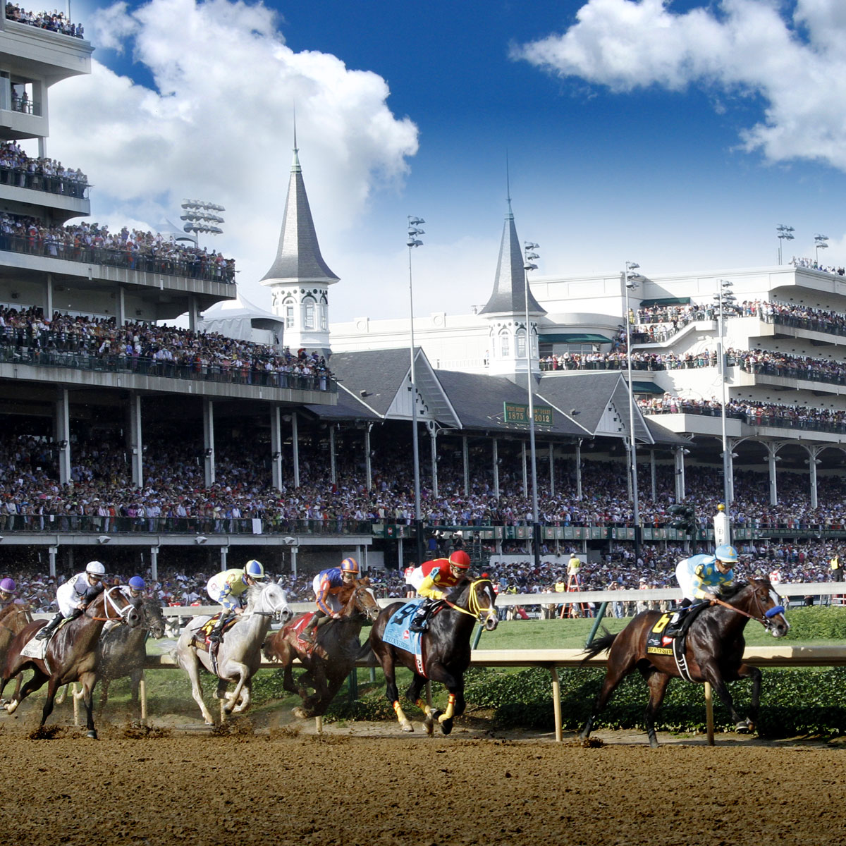churchilldowns.com - Scratches and Changes | | Churchill Downs Racetrack | Home of the Kentucky Derby